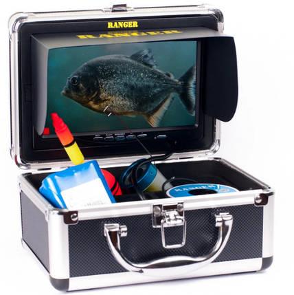 Видеокамера подводная Ranger Lux Case 15m RA 8846 в алюминиевом кейсе, фото 2