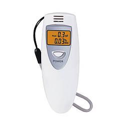 Алкотестер карманный профессиональный цифровой с экраном алкометр с LCD экраном HLV Digital Breath