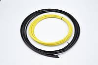 Молдинг усиленный на литые диски MEI LUN BAO/ сменный элемент декора / Желтый / 8,15м