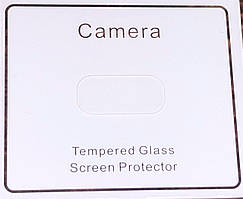 Стекло на камеру Samsung Galaxy A10 (SM-A105) - защитное 2.5D