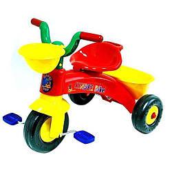 Яркий трехколесный детский велосипед Kinder Way KW-10-001