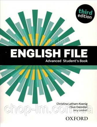 English File Third Edition Advanced Student's Book / Учебник