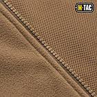M-Tac куртка Soft Shell з підстібкою Tan зимова, фото 7