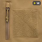 M-Tac куртка Soft Shell з підстібкою Tan зимова, фото 9