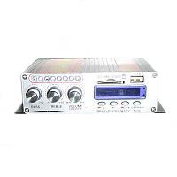 Усилитель звука Bluetooth с пультом UKC VA 502 BT