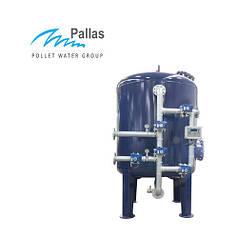 Промышленные системы фильтрации c боковой обвязкой PWG-HF (STEEL TANK)