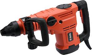 Перфоратор-отбойник сетевой SDS-Max YATO 1600 Вт YT-82135