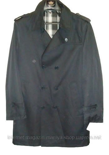 Мужское пальто водонепроницаемое