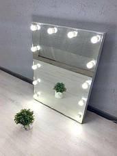 Гримерные зеркала, навесное зеркало с тумбой