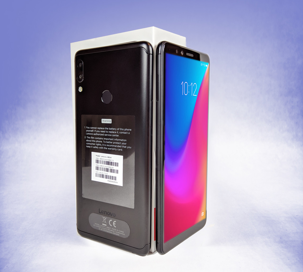 "Lenovo K5 Pro 5.99""   6/64Gb   16 Mp   4050 мАч"