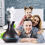 Увлажнитель ароматизатор воздуха HYPERMAX Венге, фото 5