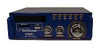 Усилитель звука с Bluetooth и радио UKC SN-3636BT