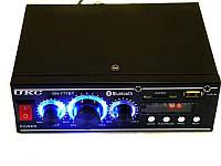 Усилитель звука стерео Bluetooth UKC AV-777BT