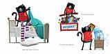 Детская книга Скоттон Р Котенок Шмяк мамин помощник Для детей от 2 лет, фото 2