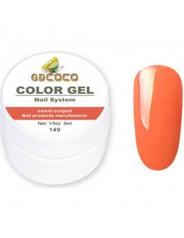 Гель-краска GD COCO №149, 5 мл