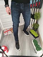 Мужские зауженые джинсы Lion