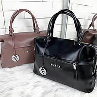 Женская большая Брендовая сумка , универсальный и практичный вариант