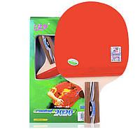 Ракетка для настольного тенниса 729 № 2020 (набор для настольного тенниса): ракетка + чехол, фото 1