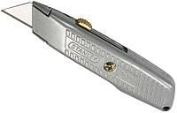 Строительный выдвижной нож Stanley, фото 1