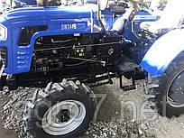 Трактор DW 244B  (1 цил., (КПП 4+1)х2, зад. ВОМ)