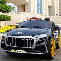 Детский электромобиль M 4196 EBLRS-2 Audi в автопокраске, черный