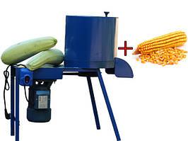 Корморезка + лущилка кукурузы Ромашка