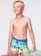 Пляжні плавки-шорти для хлопчика тм Keyzi р-н 122