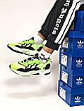 Стильні кросівки Adidas OZWEEGO, фото 6