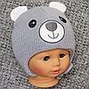 Термо шапки для новорожденного
