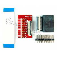 Solderless 360 Clip Universal TSOP NAND Flash Chip for PS3/XBOX360 (32Pin/48Pin (ProgSkeet)