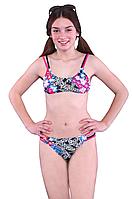 Польский раздельный купальник  возраст от 12 до 14 лет размер 152,158,164