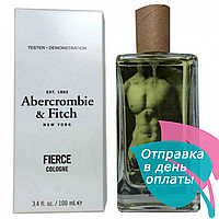 Abercrombie & Fitch Fierce Cologne TESTER мужской, 100 мл
