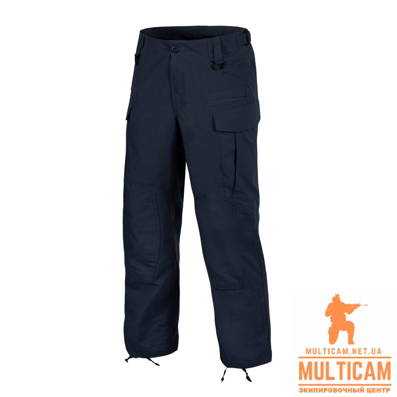 Брюки Helikon-Tex® SFU NEXT Pants® - PolyCotton Ripstop - Navy Blue