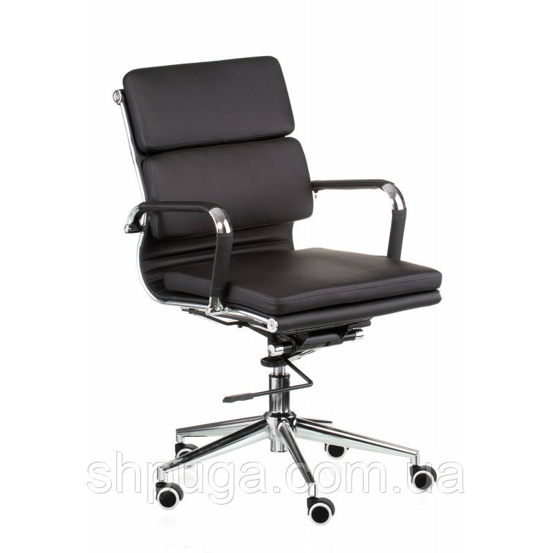 Кресло Special4You Solano 3 artleather black