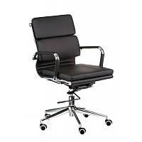 Кресло Special4You Solano 3 artleather black, фото 1