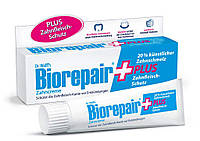 Зубная паста Biorepair Zahncreme Plus Восстанавливающая зубная паста с жидкой эмалью 75 мл