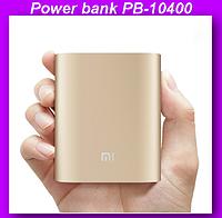 Внешний аккумулятор (power bank) 10400мАч (4800мАч) PB-10400