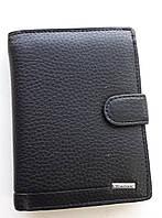 Мужское портмоне с искусственной кожи Balisa W38-302 черный Купить портмоне оптом недорого Одесса 7 км