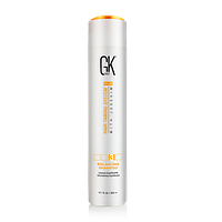 Балансирующий шампунь для жирных волос Balancing Shampoo GKHAIR(Global keratin), 300мл