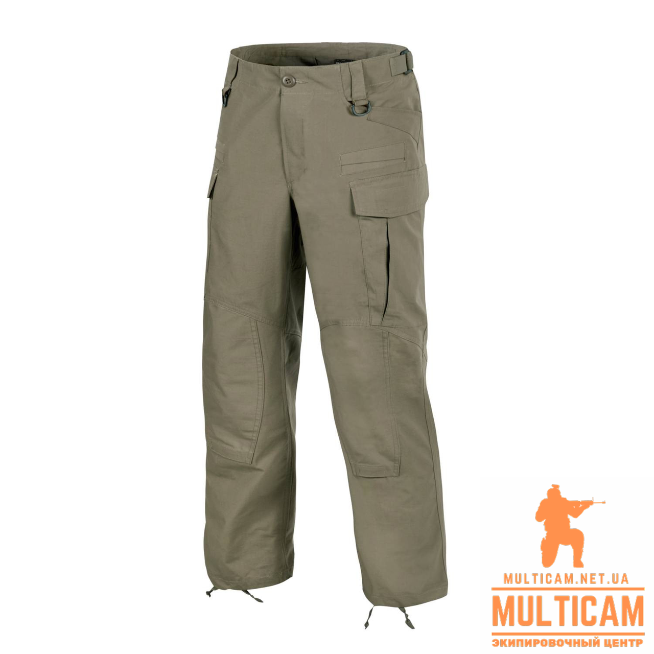 Брюки Helikon-Tex® SFU NEXT Pants® - PolyCotton Ripstop - Adaptive Green