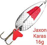 Блесна Jaxon Holo Select Karas 16g