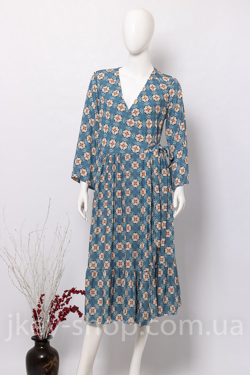 Платье женское H TREND 10165 BLUE