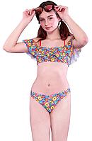 Модний купальник для дівчинки р-ри 152,158,164