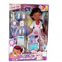 Кукла Доктор Плюшева с набором аксессуаров