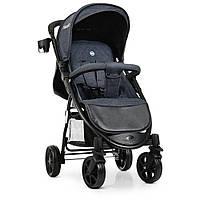 Детская прогулочная коляска El Camino M 3409L Favorit Темно-серый (M 3409L Favorit Dark Gray)