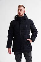 Мужская зимняя куртка очень теплая