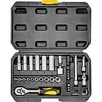 Набор инструментов Topex универсальный 40 шт. 1 уп.