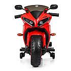 Детский мотоцикл Yamaha R1 M 4069L-3 красный, фото 3