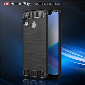 Чехол Carbon Armor для Huawei Honor Play