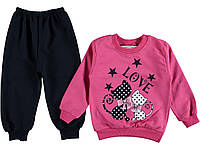 Детский костюмчик  для новорожденных 6,9,12,18 мес 100% хлопок
